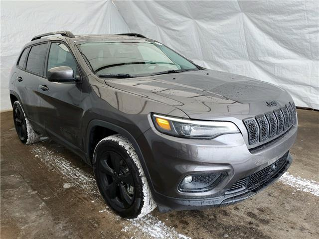 2021 Jeep Cherokee Altitude (Stk: 211161) in Thunder Bay - Image 1 of 16