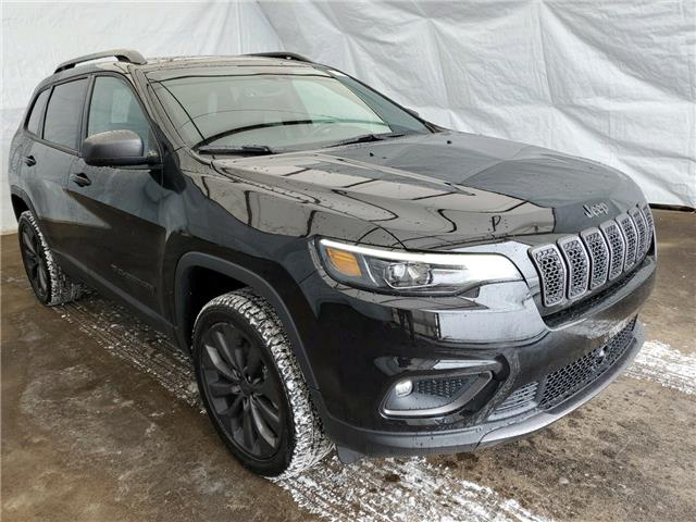 2021 Jeep Cherokee North (Stk: 211160) in Thunder Bay - Image 1 of 15