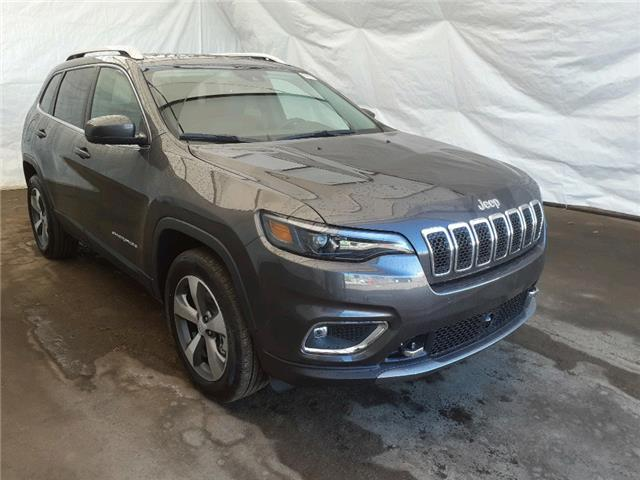 2021 Jeep Cherokee Limited (Stk: 211238) in Thunder Bay - Image 1 of 18
