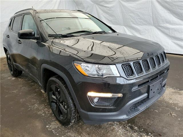 2021 Jeep Compass Altitude (Stk: 211118) in Thunder Bay - Image 1 of 16