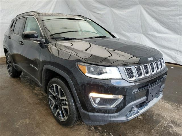 2021 Jeep Compass Limited (Stk: 211119) in Thunder Bay - Image 1 of 14