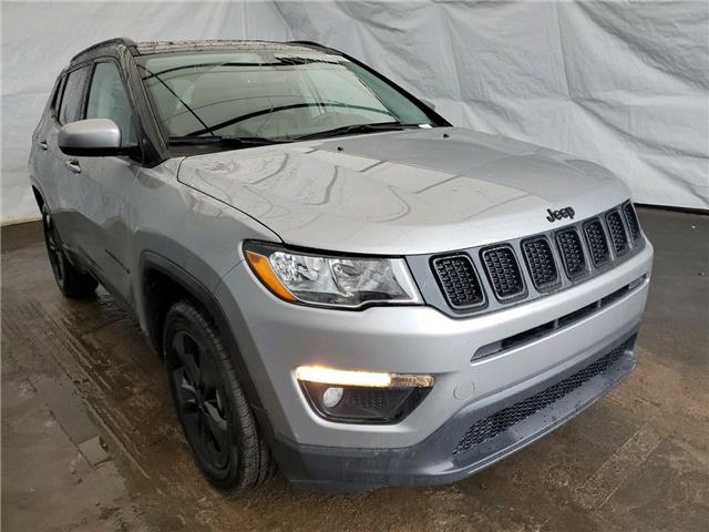 2021 Jeep Compass Altitude (Stk: 211145) in Thunder Bay - Image 1 of 16