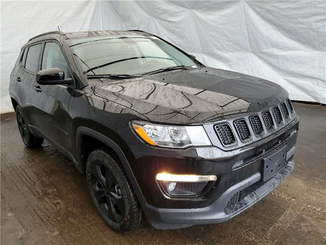 2021 Jeep Compass Altitude (Stk: 211116) in Thunder Bay - Image 1 of 15
