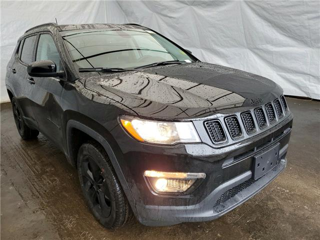 2021 Jeep Compass Altitude (Stk: 211120) in Thunder Bay - Image 1 of 15