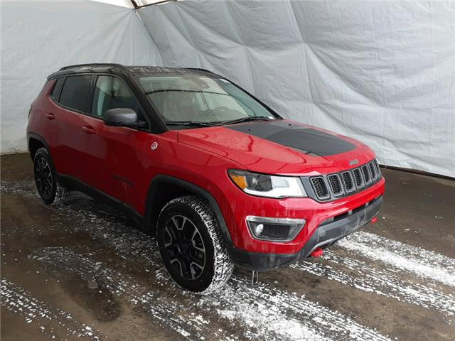2021 Jeep Compass Trailhawk (Stk: 211197) in Thunder Bay - Image 1 of 17