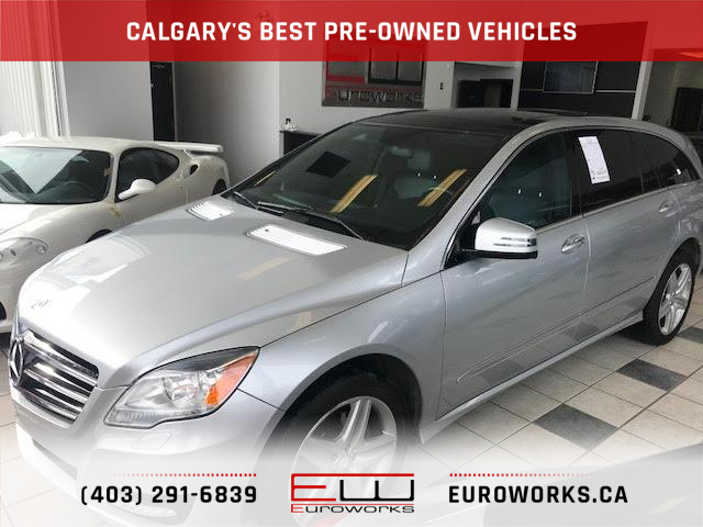2013 Mercedes-Benz R-Class Base (Stk: P1185) in Calgary - Image 1 of 23