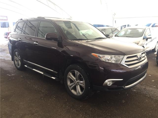 2012 Toyota Highlander  (Stk: 162079) in AIRDRIE - Image 1 of 21