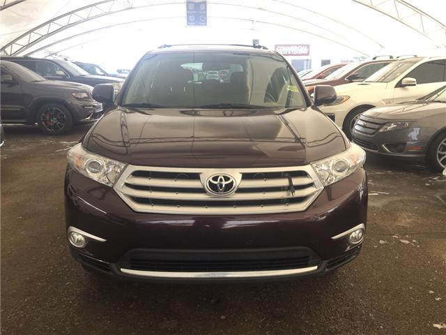 2012 Toyota Highlander  (Stk: 162079) in AIRDRIE - Image 2 of 21