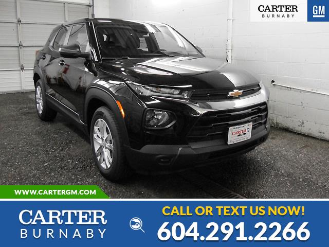 2021 Chevrolet TrailBlazer LS (Stk: X1-02050) in Burnaby - Image 1 of 13