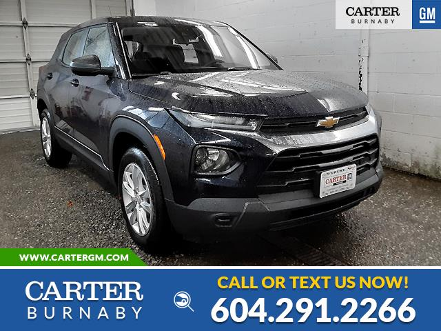 2021 Chevrolet TrailBlazer LS (Stk: X1-09100) in Burnaby - Image 1 of 12
