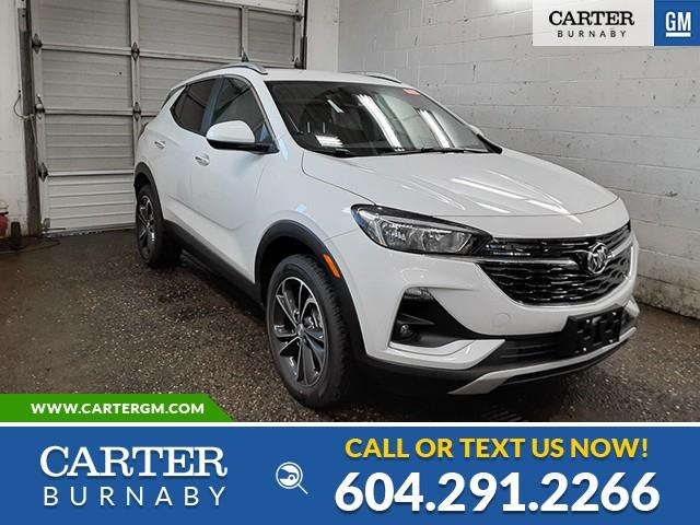 2021 Buick Encore GX Select (Stk: E1-42780) in Burnaby - Image 1 of 11