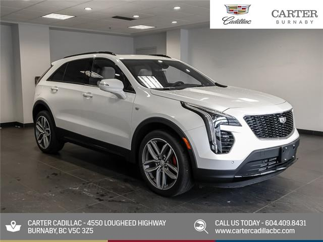 2021 Cadillac XT4 Sport (Stk: C1-95580) in Burnaby - Image 1 of 24