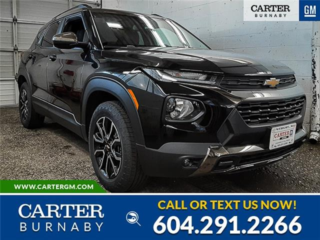 2021 Chevrolet TrailBlazer ACTIV (Stk: X1-9236T) in Burnaby - Image 1 of 11