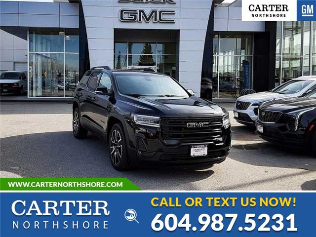 2021 GMC Acadia SLE (Stk: 1A38530) in North Vancouver - Image 1 of 13