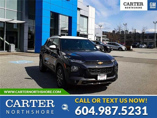2021 Chevrolet TrailBlazer ACTIV (Stk: 1TB71970) in North Vancouver - Image 1 of 13