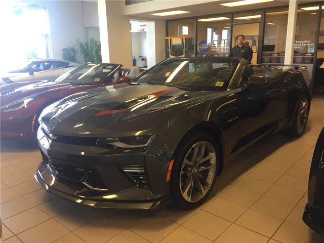 2017 Chevrolet Camaro 2SS (Stk: 143611) in AIRDRIE - Image 1 of 16