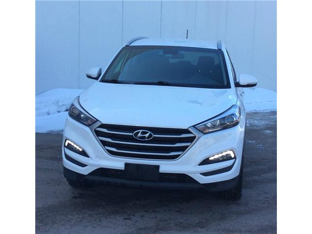 2017 Hyundai Tucson Premium (Stk: A18012A) in Sault Ste. Marie - Image 1 of 11