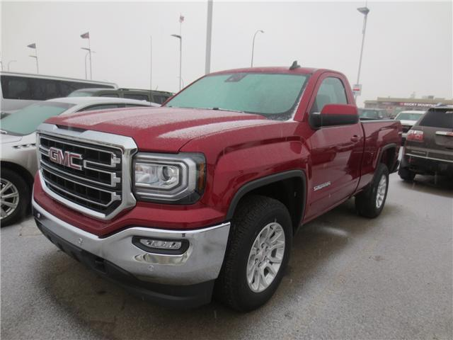 2018 GMC Sierra 1500 SLE (Stk: 190674) in Lethbridge - Image 1 of 3