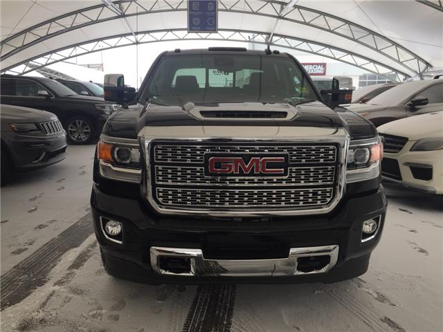 2018 GMC Sierra 2500HD Denali (Stk: 160152) in AIRDRIE - Image 2 of 25