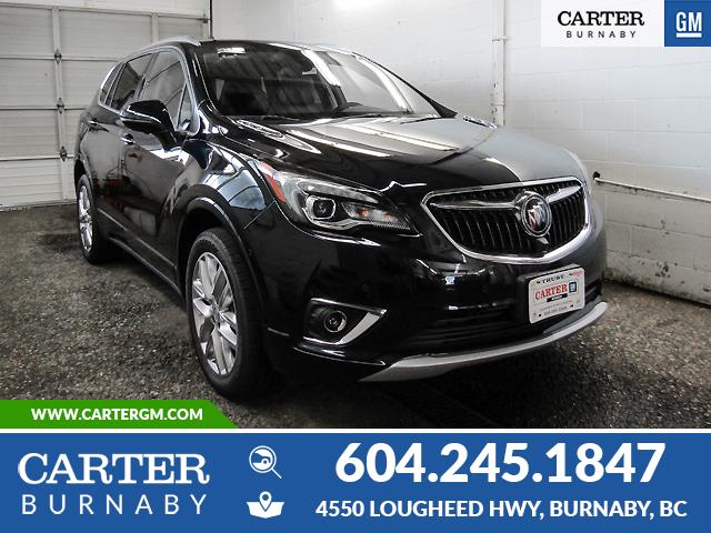 2020 Buick Envision Premium II (Stk: E0-73060) in Burnaby - Image 1 of 13