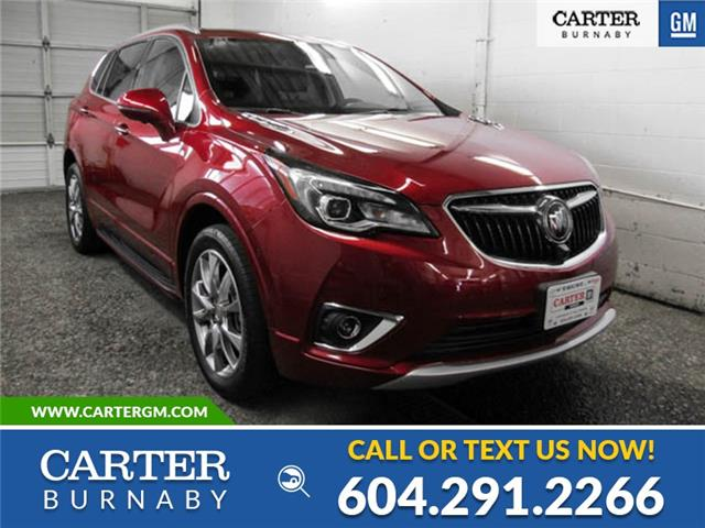 2020 Buick Envision Premium II (Stk: E0-46220) in Burnaby - Image 1 of 13
