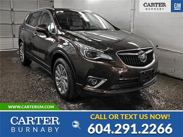 2020 Buick Envision Essence (Stk: E0-76860) in Burnaby - Image 1 of 12