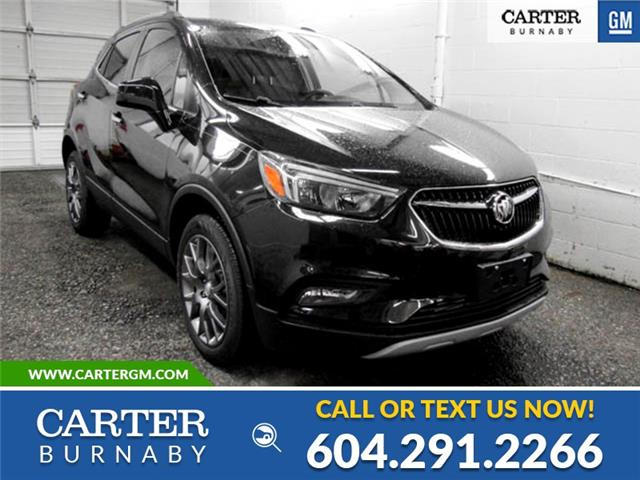 2020 Buick Encore Sport Touring (Stk: E0-15800) in Burnaby - Image 1 of 12