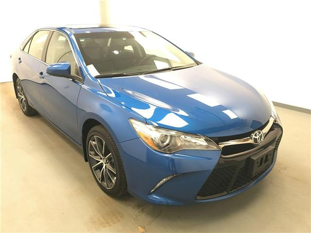 2017 Toyota Camry  (Stk: 190715) in Lethbridge - Image 2 of 19