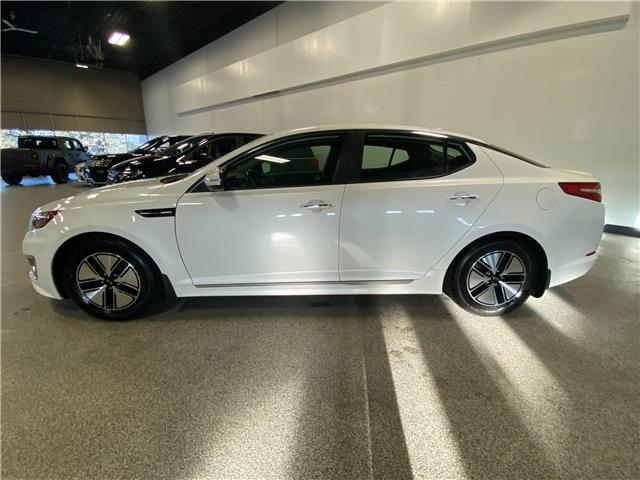 2012 Kia Optima Hybrid Premium (Stk: P12457A) in Calgary - Image 1 of 19