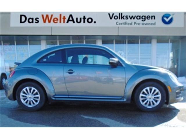 2017 Volkswagen Beetle 1.8 TSI Trendline (Stk: V6660) in Saskatoon - Image 2 of 21