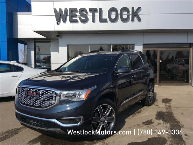 2018 GMC Acadia Denali (Stk: 18T169) in Westlock - Image 1 of 29