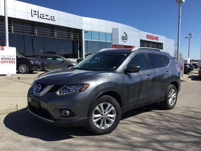 2016 Nissan Rogue SV (Stk: U1289) in Hamilton - Image 1 of 1