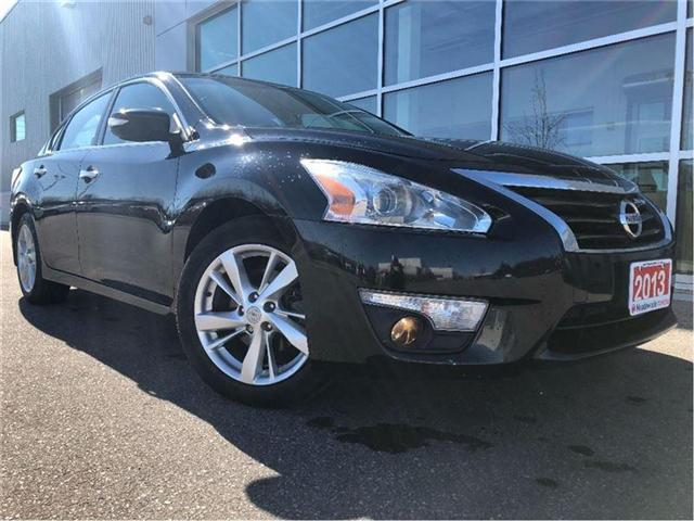 2013 Nissan Altima 2.5 SL!! JUST TRADED !! (Stk: M180048A) in Mississauga - Image 1 of 17