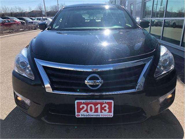 2013 Nissan Altima 2.5 SL!! JUST TRADED !! (Stk: M180048A) in Mississauga - Image 2 of 17