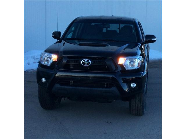 2015 Toyota Tacoma V6 (Stk: P4733) in Sault Ste. Marie - Image 1 of 9