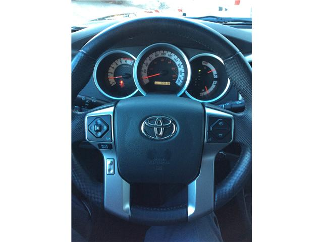 2015 Toyota Tacoma V6 (Stk: P4733) in Sault Ste. Marie - Image 8 of 9