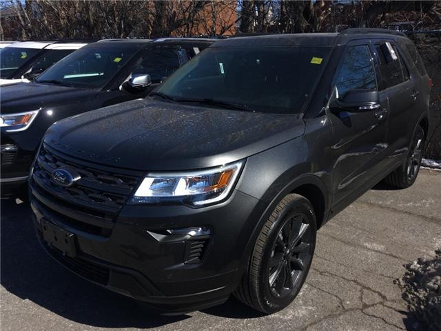 2018 Ford Explorer XLT (Stk: 1813630) in Ottawa - Image 1 of 1