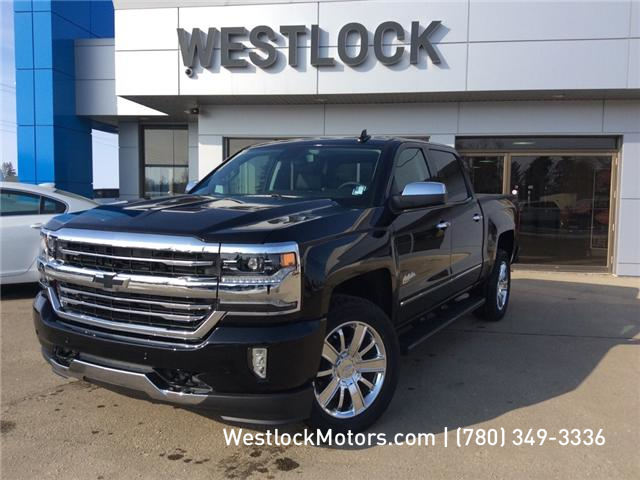 2018 Chevrolet Silverado 1500 High Country (Stk: 18T124) in Westlock - Image 1 of 30