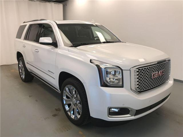 2016 GMC Yukon Denali (Stk: 169387) in Lethbridge - Image 1 of 19
