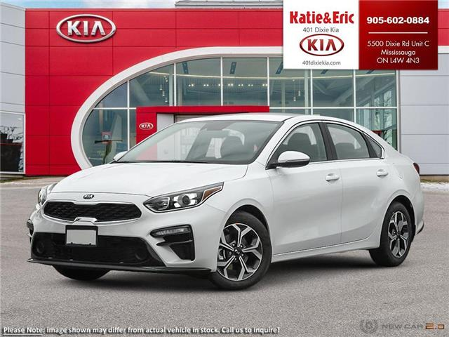 2021 Kia Forte EX (Stk: FO21023) in Mississauga - Image 1 of 21