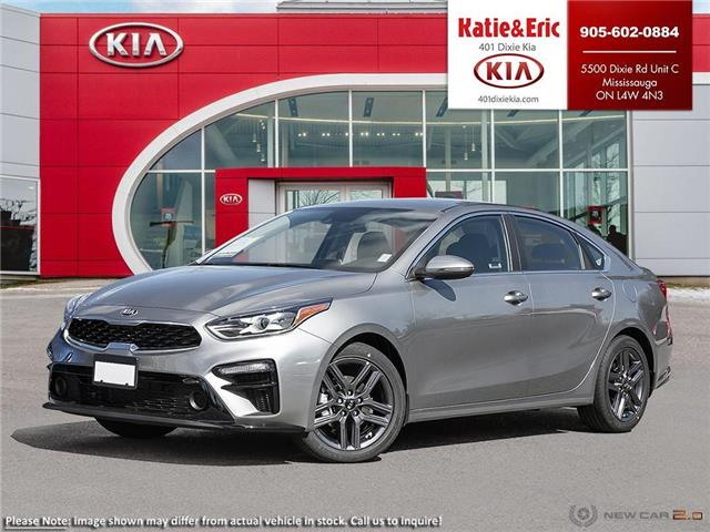2021 Kia Forte EX+ (Stk: FO21028) in Mississauga - Image 1 of 24