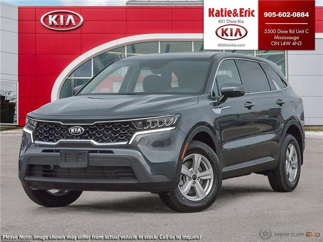 2021 Kia Sorento 2.5L LX+ (Stk: SO21004) in Mississauga - Image 1 of 23