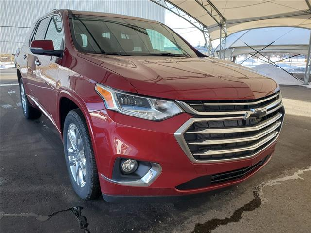 2021 Chevrolet Traverse High Country (Stk: 188226) in AIRDRIE - Image 1 of 37