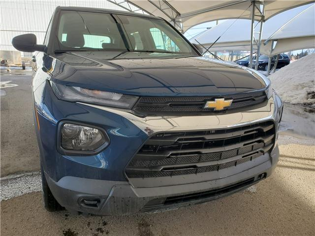 2021 Chevrolet TrailBlazer LS (Stk: 189584) in AIRDRIE - Image 1 of 24