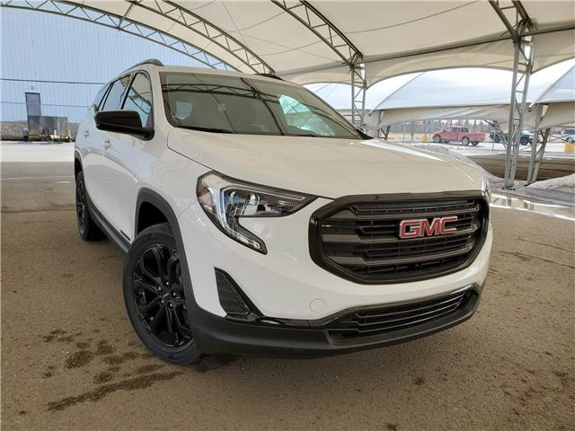 2021 GMC Terrain SLE (Stk: 188555) in AIRDRIE - Image 1 of 29