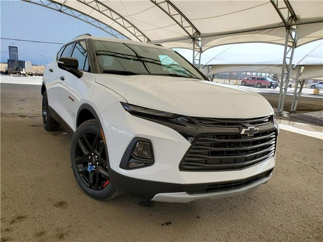 2021 Chevrolet Blazer LT (Stk: 189956) in AIRDRIE - Image 1 of 26