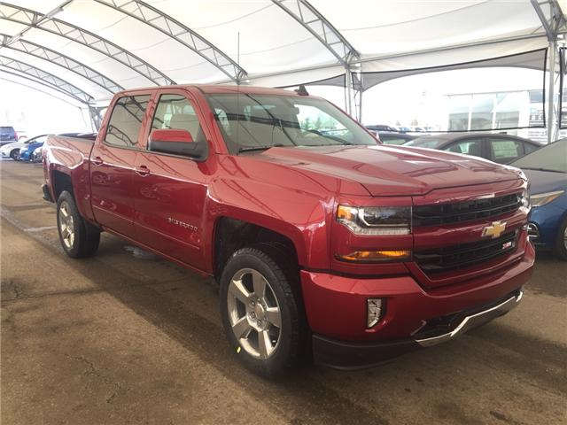 2018 Chevrolet Silverado 1500 LT (Stk: 161952) in AIRDRIE - Image 1 of 18
