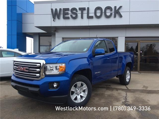 2018 GMC Canyon SLE (Stk: 18T140) in Westlock - Image 1 of 26