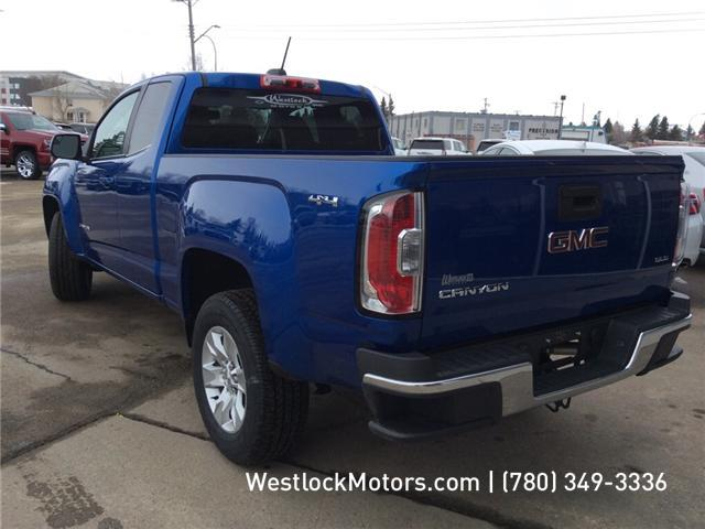 2018 GMC Canyon SLE (Stk: 18T140) in Westlock - Image 3 of 26