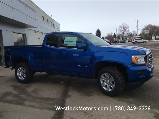 2018 GMC Canyon SLE (Stk: 18T140) in Westlock - Image 8 of 26